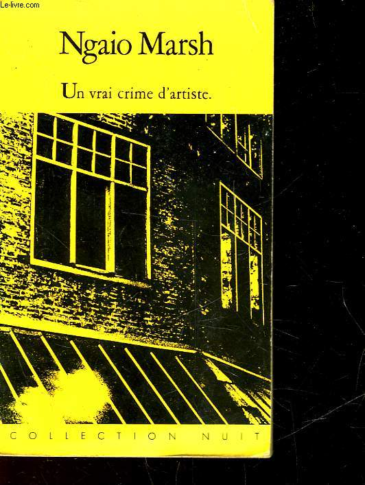 UN VRAI CRIME D'ARTISTE - ARTISTS IN CRIME