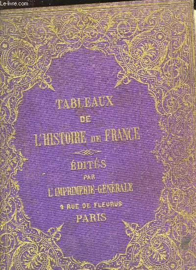L'HISTOIRE DE FRANCE EN 100 TABLEAUX