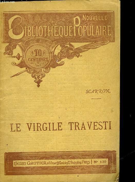 LE VIRGILE TRAVESTI - N°139