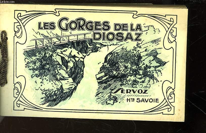 LES GORGES DE LA DIOSAZ