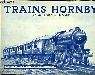 TRAINS HORNBY - LES MEILLEURS DU MONDE