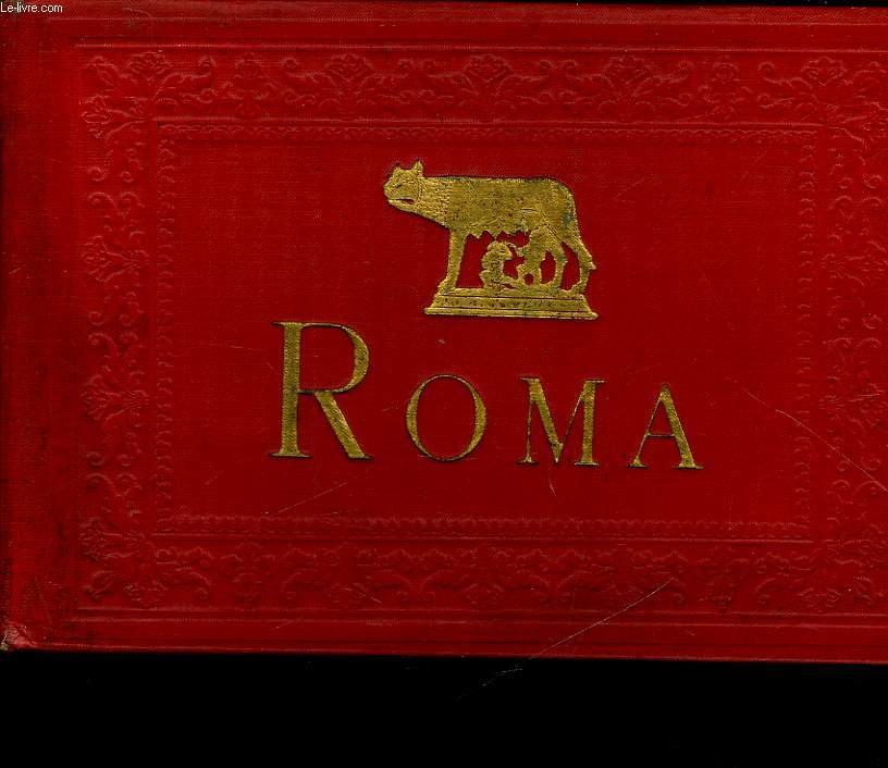 ROMA - ALBUM PHOTOS