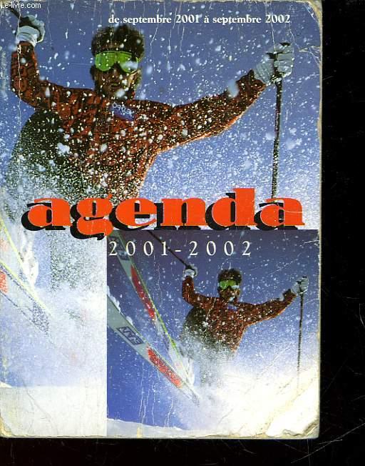 AGENDA 2001-2002