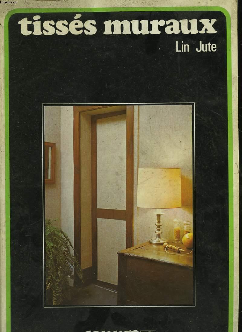 SOMMER - TISSES MURAUX - LIN JUTE