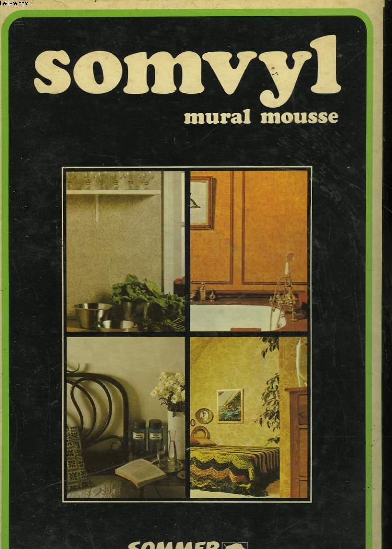 SOMMER - SOMVYL - MURAL MOUSSE