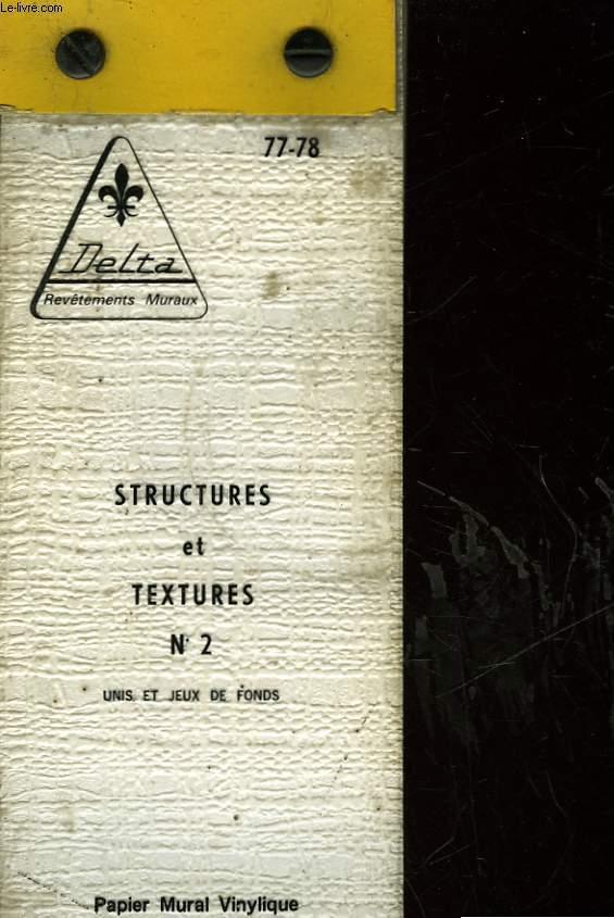 DELTA - STRUCTUTES ET TEXTURES N°2