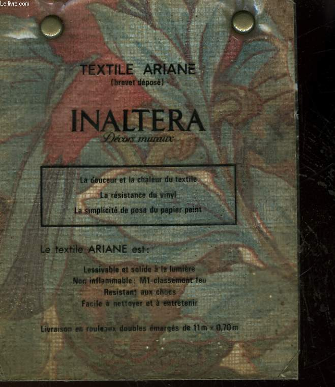 INALTERA DECORS MURAUX