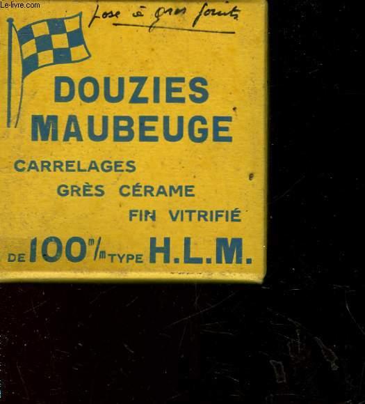 Archives vieux papiers divers publicit s diverses for Douzies carrelage