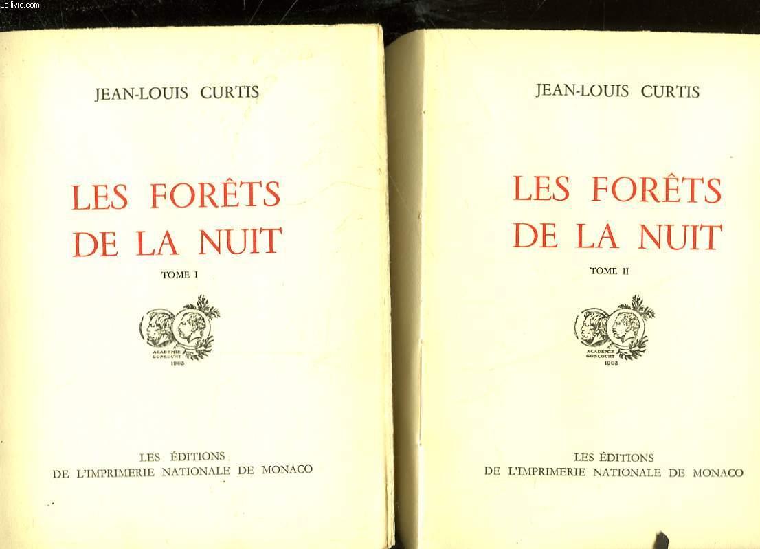 LES FORETS DE LA NUIT - 2 TOMES