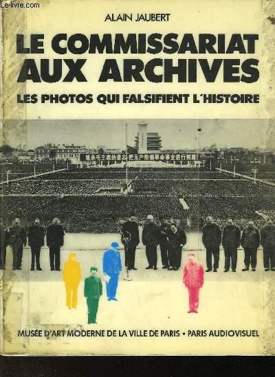 LE COMMISSARIAT AUX ARCHIVES