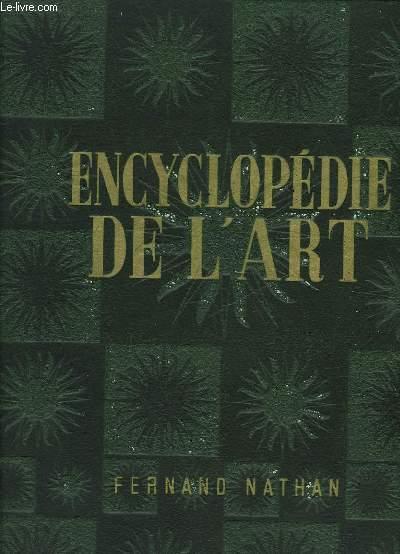 ENCYCLOPEDIE DE L'ART - LES ARTS PLASTIQUES