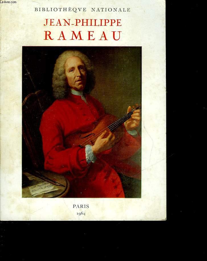 JEAN-PHILIPPE RAMEAU - 1683 - 1794
