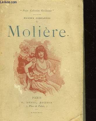 OEUVRES COMPLETES DE MOLIERE - II