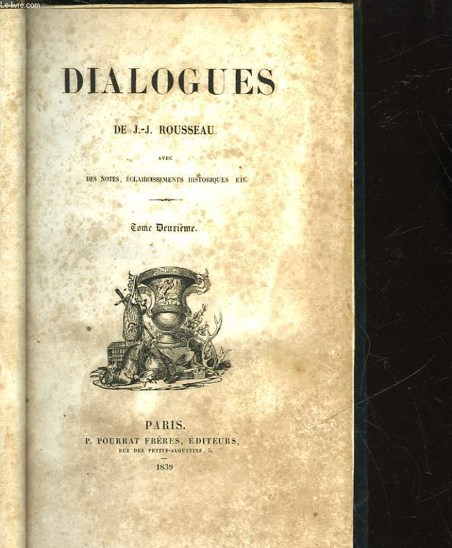 DIALOGUES - TOME 2