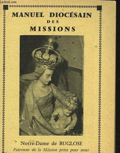 MANUEL DIOCESAIN DES MISSIONS