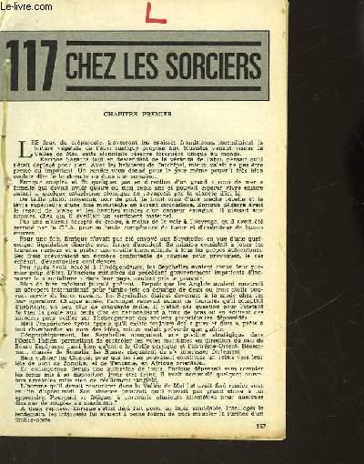117 CHEZ LES SORCIERS