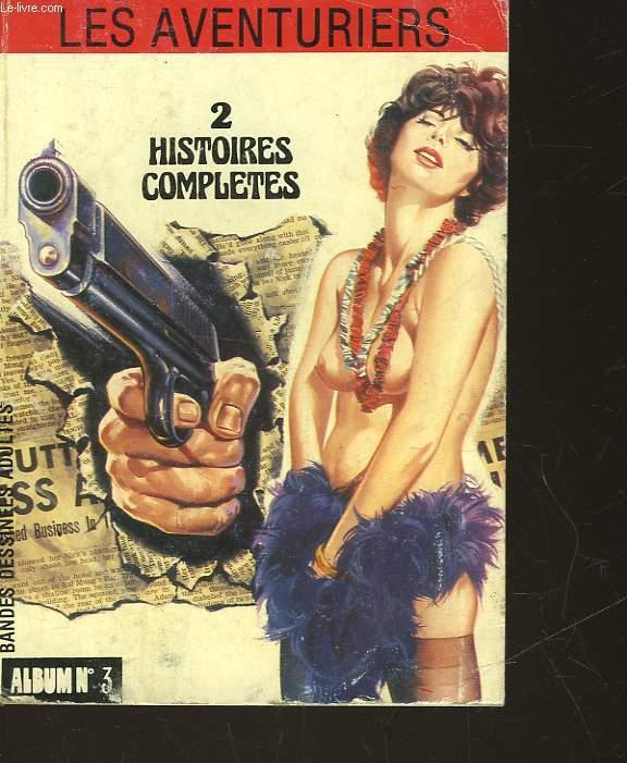 L'ESPIONNE BLONDE - DES MORTS QUI VIVENT!!! - ALBUM N°3