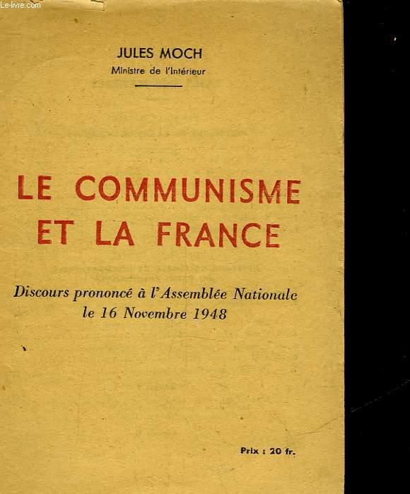 LE COMMUNISME ET LA FRANCE
