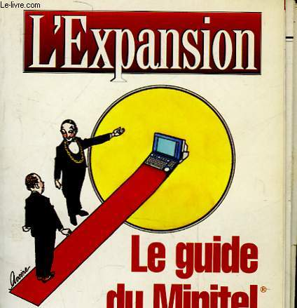 L'EXPANSION - LE GUIDE DU MINITEL