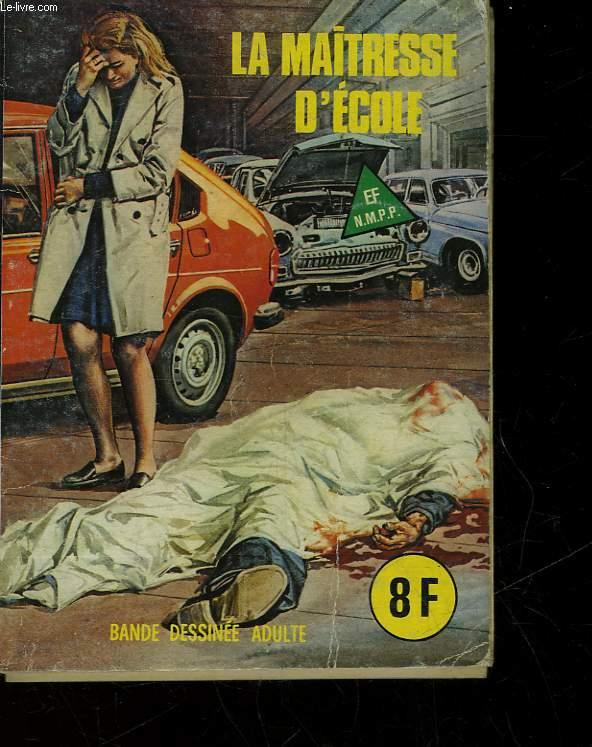 LA MAITRESSE D'ECOLE - N°45