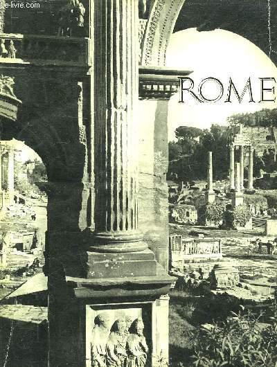 ROME - LA CAMPAGNE ROMAINE ET L'OMBRIE