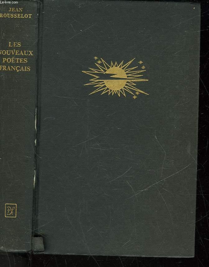 LES NOUVEAUX POETES FRANCAIS