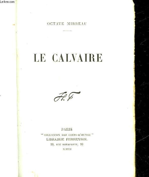 LE CALVAIRE
