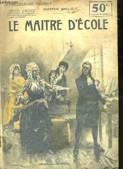 LE MAITRE D'ECOLE