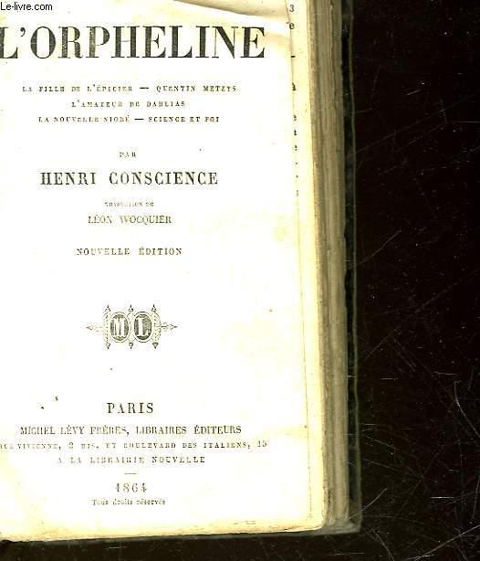 L'ORPHELINE -