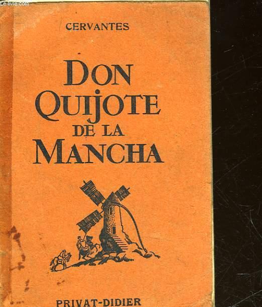D. QUIJOTE DE LA MANCHA