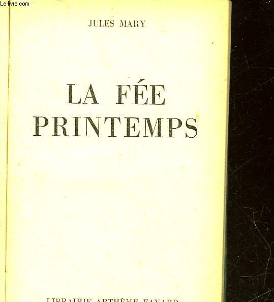 LA FEE PRINTEMPS