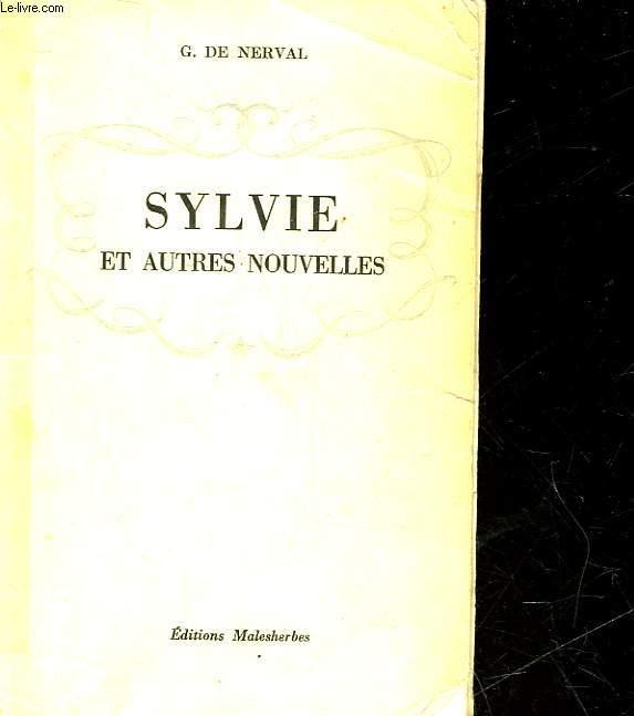 SYLVIE ET AUTRES NOUVELLES