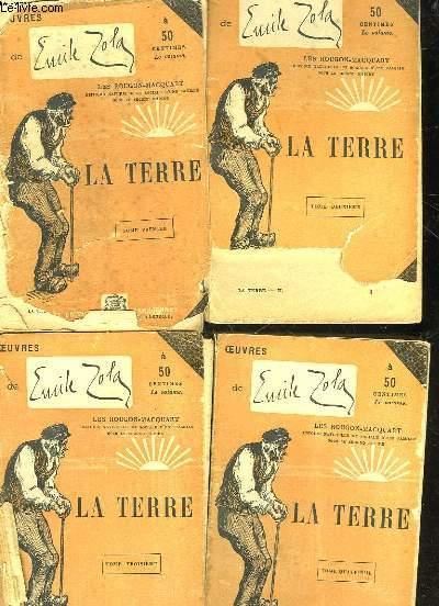 LE TERRE - 5 TOMES