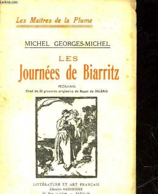 LES JOURNEES DE BIARRITZ