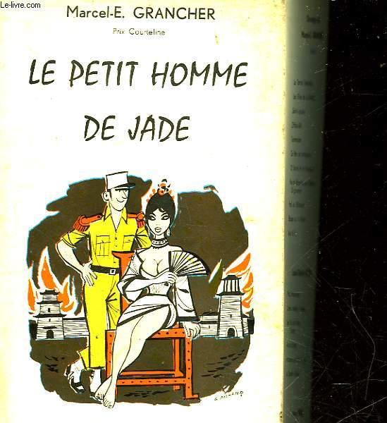 LE PETIT HOMME DE JADE