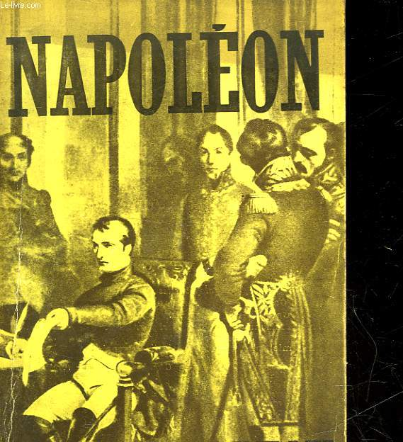NAPOLEON A FONTAINEBLEAU