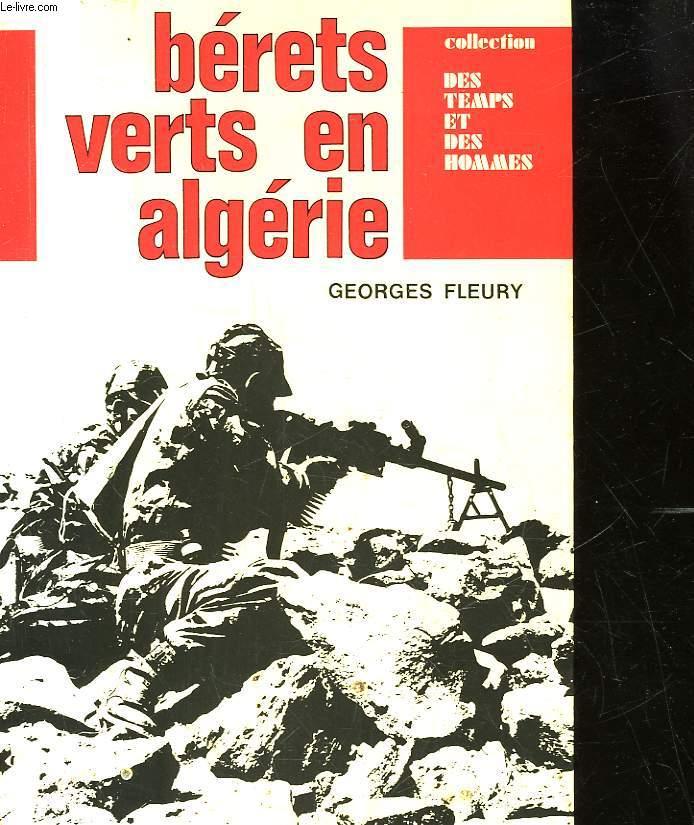 BERETS VERTS EN ALGERIE