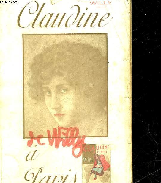 CLAUDINE A PARIS