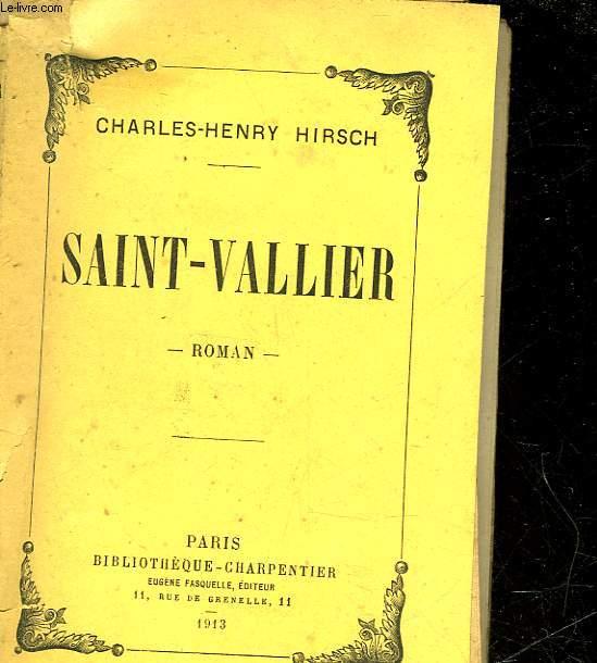 SAINT-VALLIER
