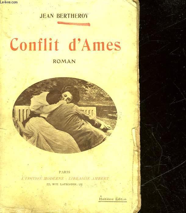 CONFLIT D'AMES