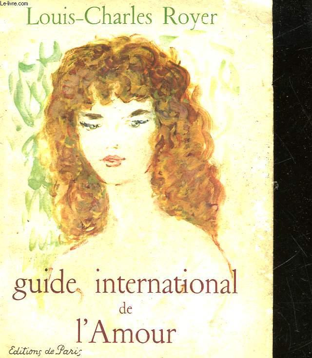 GUIDE INTERNATIONAL DE L'AMOUR