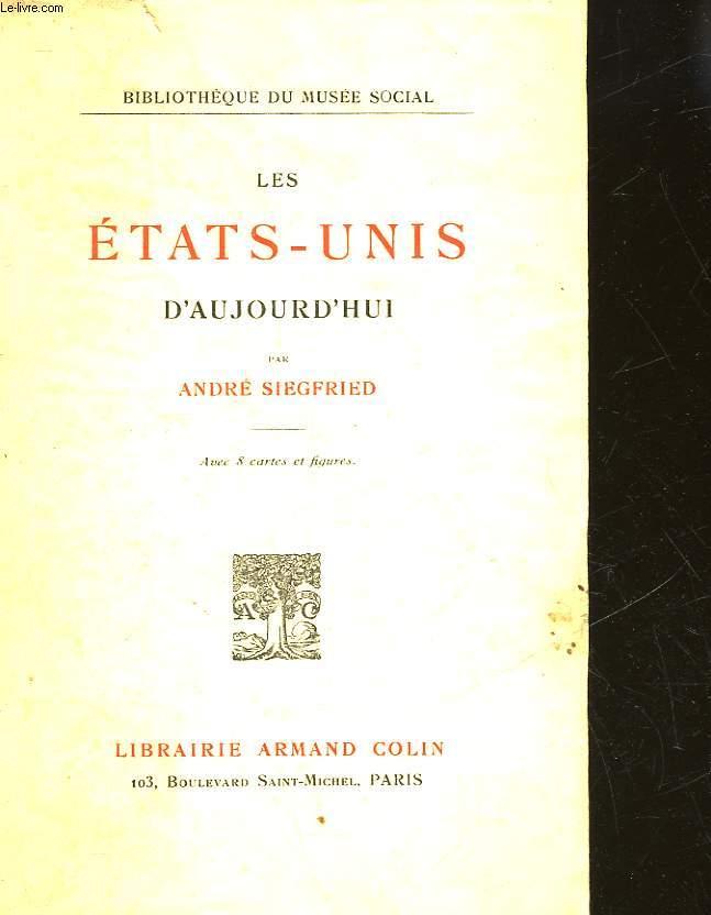 LES ETATS-UNIS D'AUJOURD'HUI