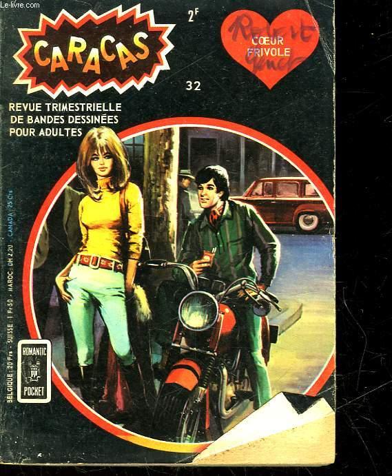 CARACAS N°32 - COEUR FRIVOLE