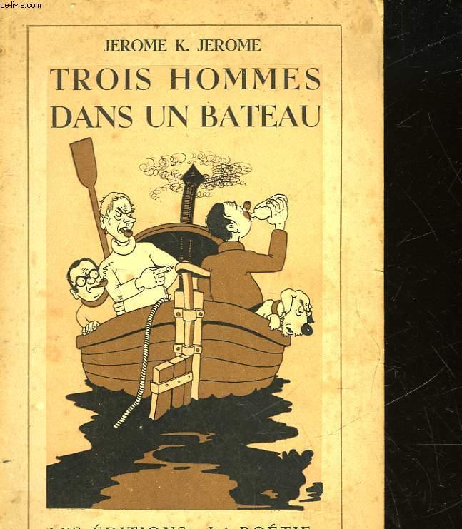 """Résultat de recherche d'images pour """"3 hommes dans un bateau"""""""