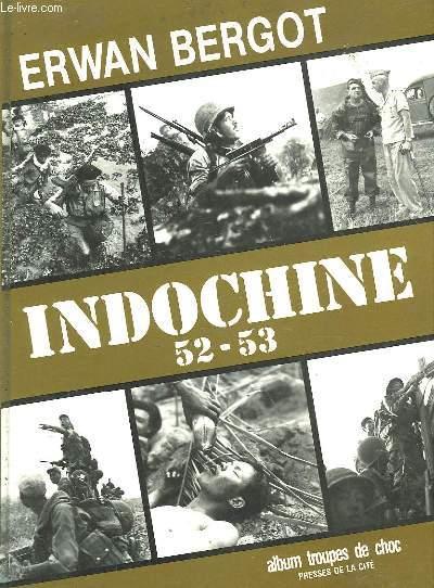 INDOCHINE 1952 -1953