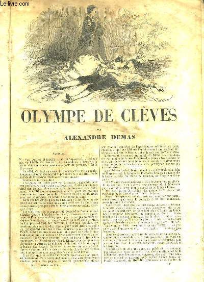 OLYMPE DE CLEVES