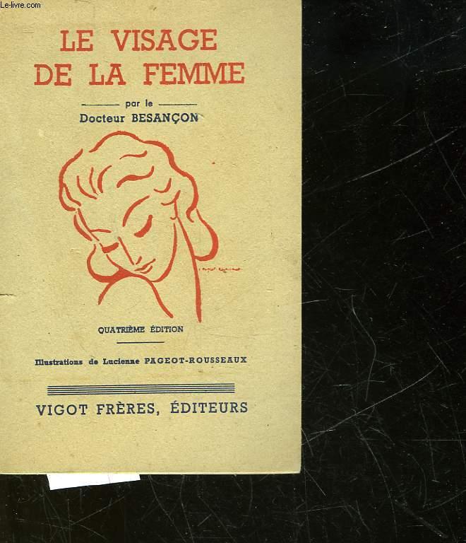LE VISAGE DE LA FEMME