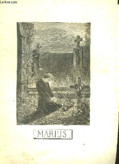 LES MISERABLES - 3 - MARIUS