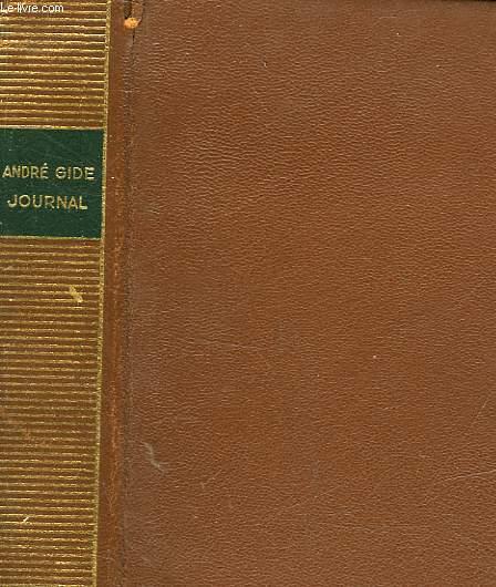 JOURNAL 1889 - 1939