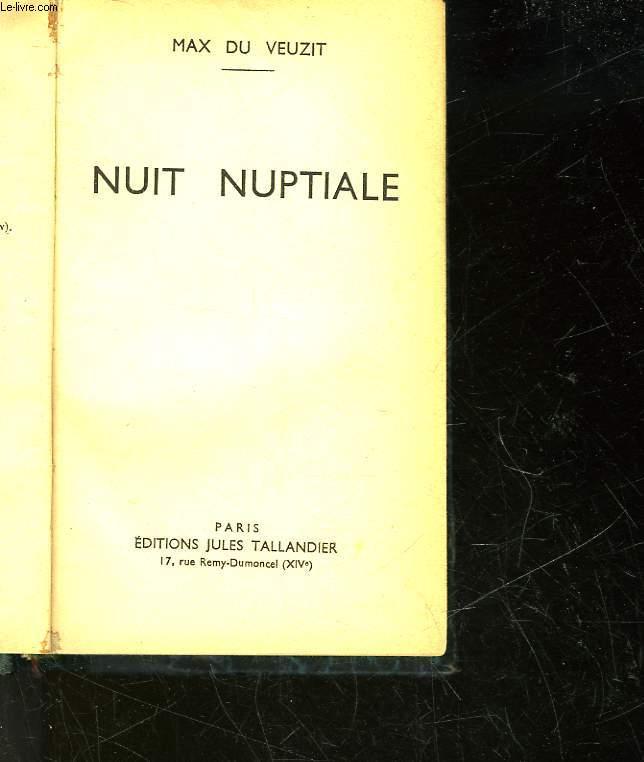 NUIT NUPTIALE